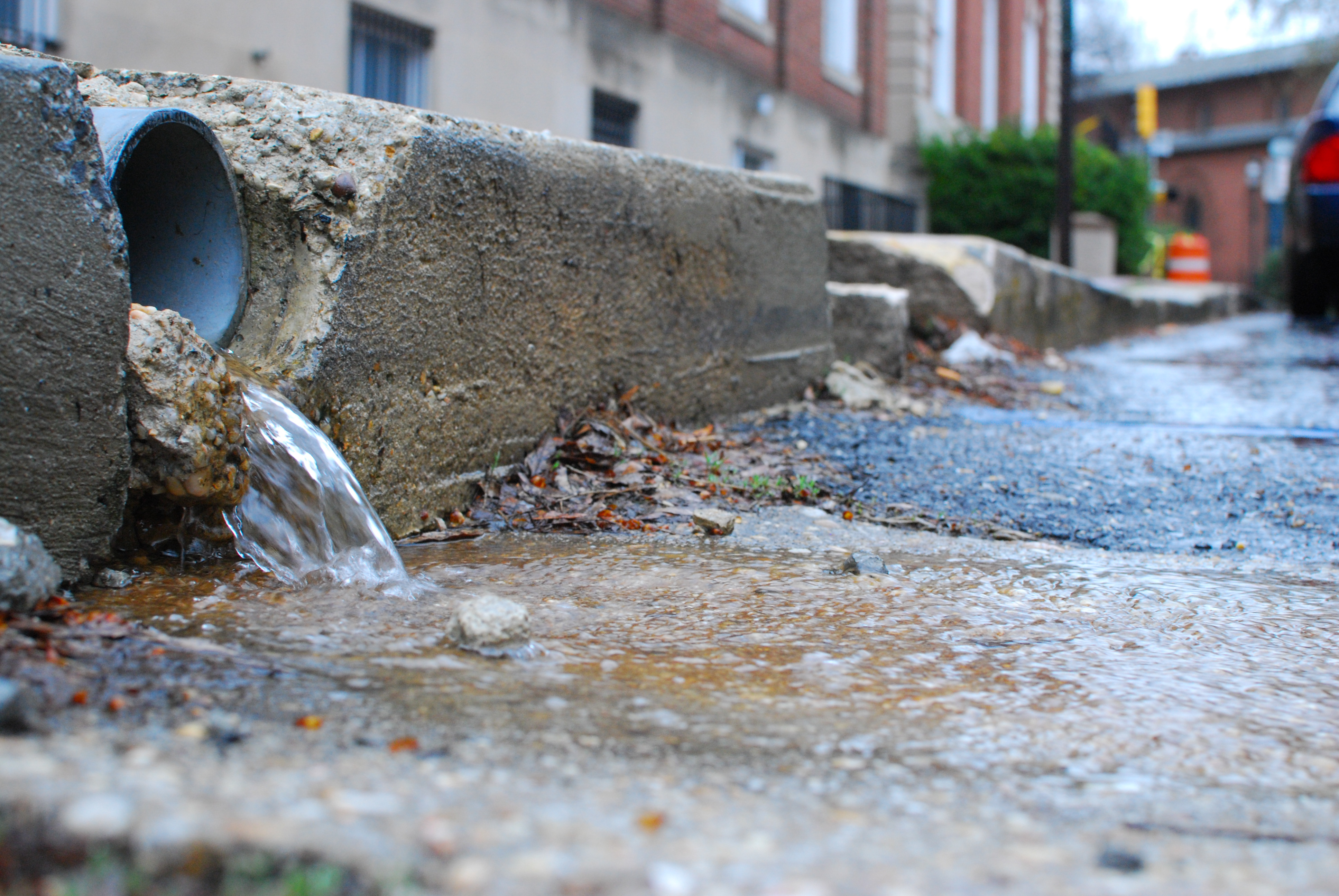 Reduce Your Stormwater