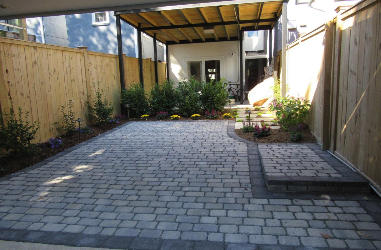 RiverSmart Permeable Paver Program