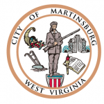 Logo for the City of Martinsburg